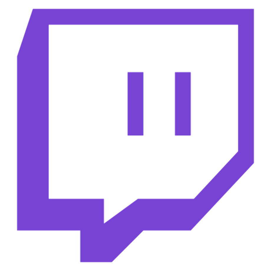Download High Quality twitch logo png social media