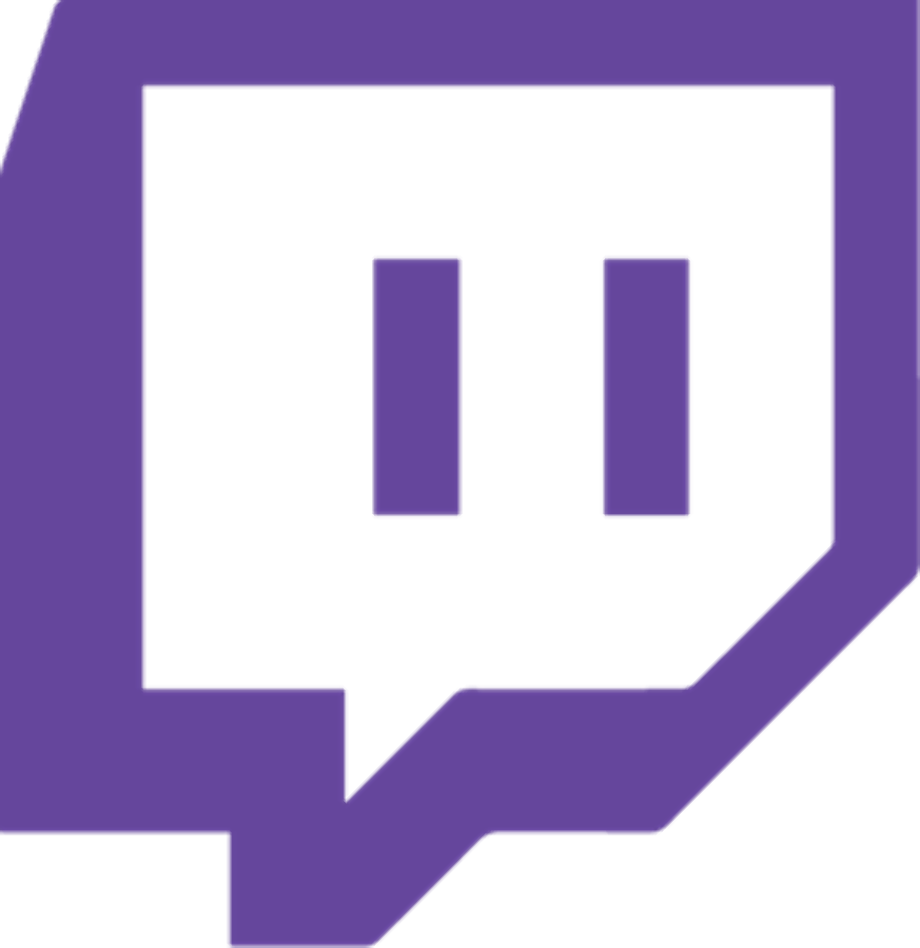 Download High Quality twitch logo png icon Transparent PNG