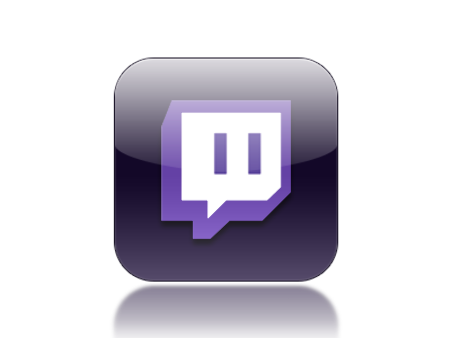 Download High Quality twitch logo png 1080p Transparent