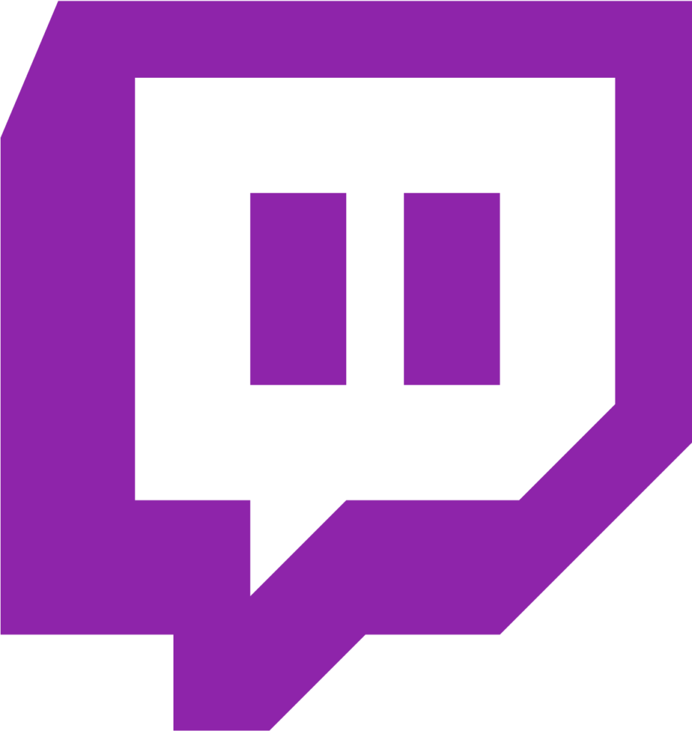 Twitch Png Logo  Twitch Logo Png Clipart  Full Size