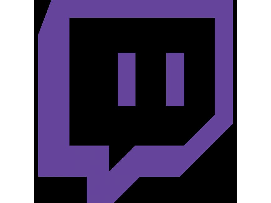 Twitch Purple Logo PNG Transparent Icon  Freepngdesigncom