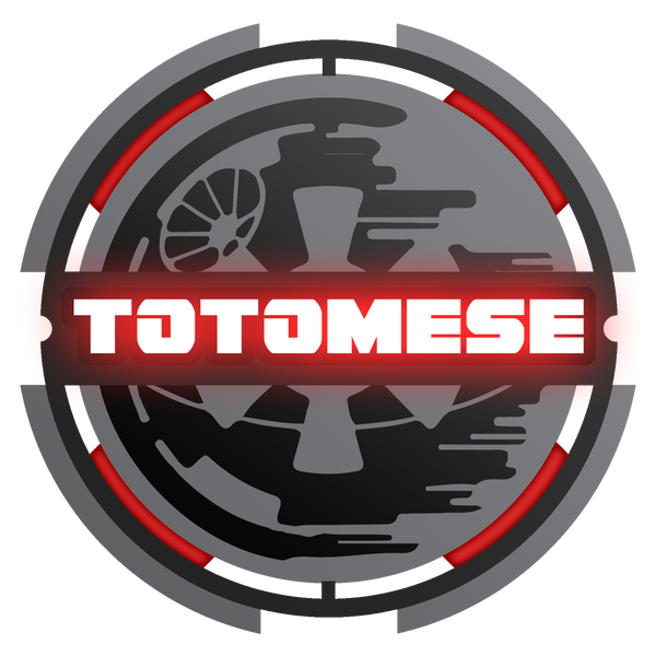 Totomese Twitch Profile Logo by CyeDesign on DeviantArt