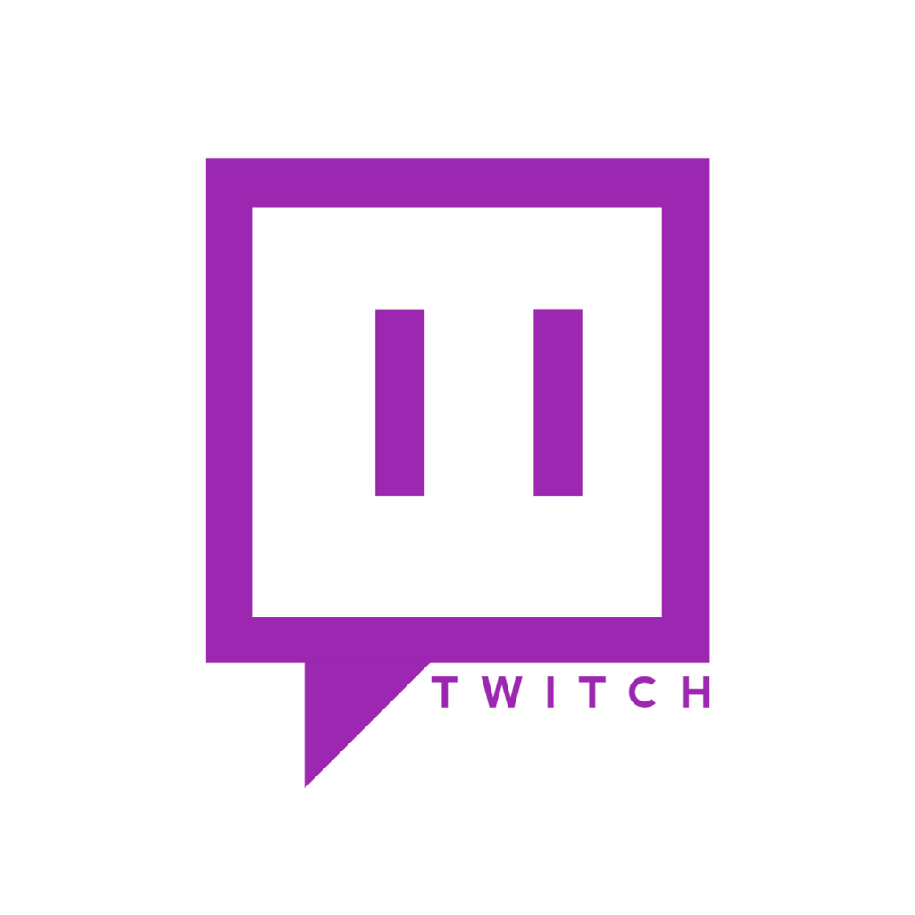 Twitch Logo Resolution  Unlimited Clipart Design