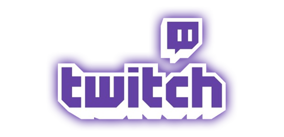 Download High Quality twitch logo png text Transparent PNG