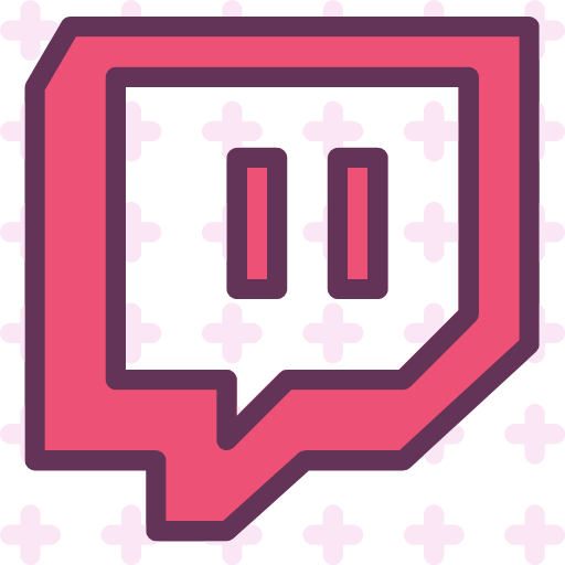 Twitch Icon  Free Twitch Icon Symbol Download In Png Svg