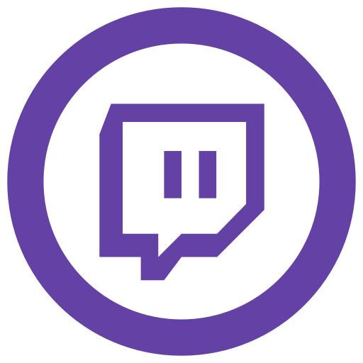 Twitch twitchtv icon icon