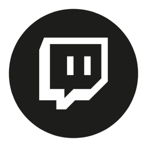 Free Twitch Icon Symbol Download in PNG SVG format
