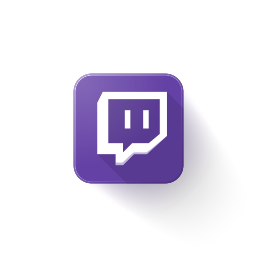 Logo Twitch icon
