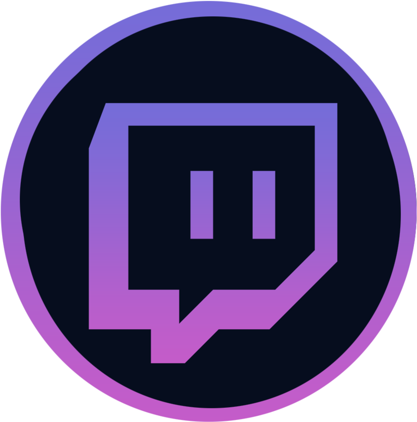 Download Twitch Community  Twitch Logo Png Transparent