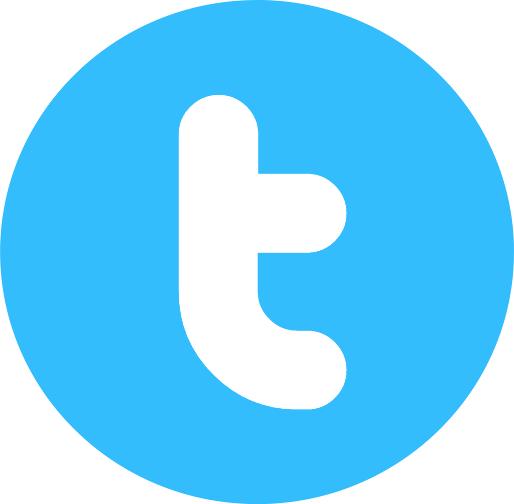 Twitter Round Logo Logo Brands For Free HD 3D