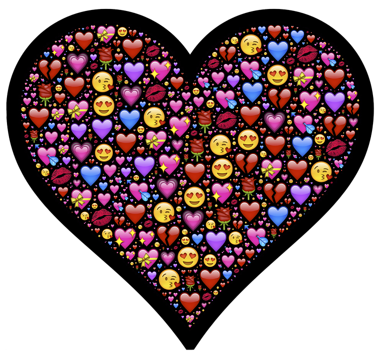 Heart Emoji Affection  Free image on Pixabay