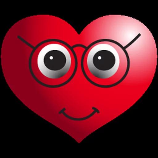Heart Emoji PNG HD  PNG Mart