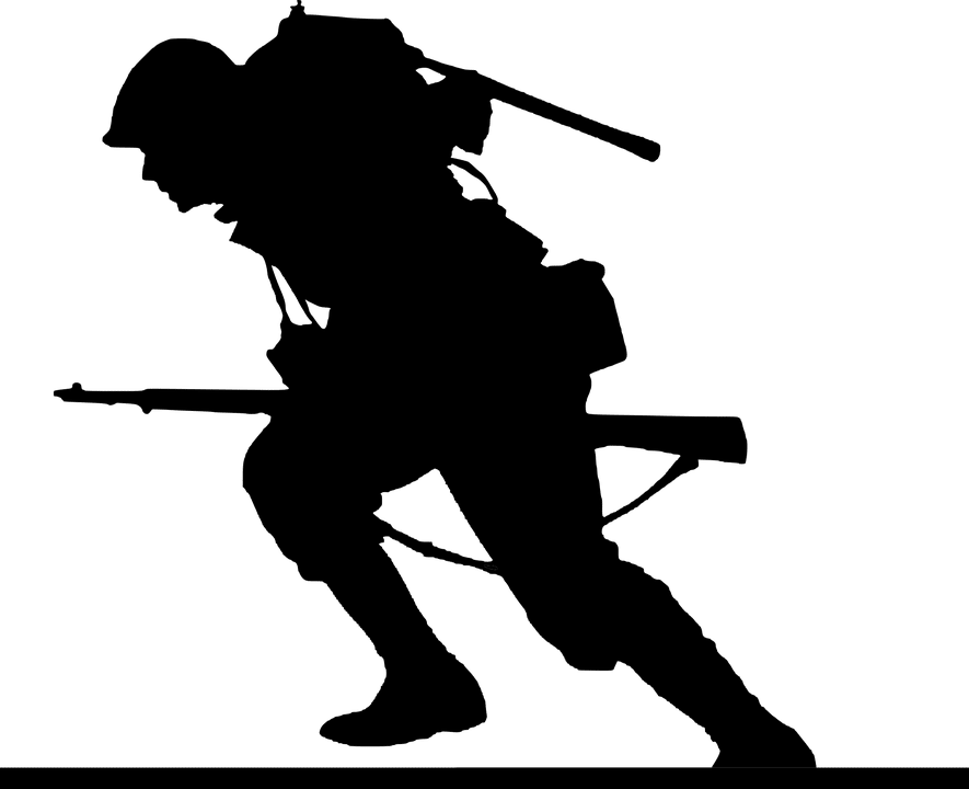 Soldier Military Decal United States Army  Soldier png