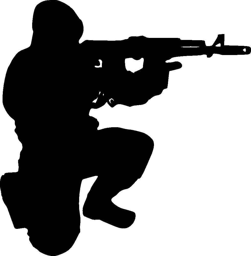 10 Soldier Silhouette PNG Transparent  OnlyGFXcom