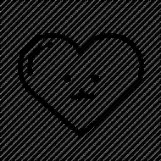 Emoji emojis emoticon heart hearts love valentines