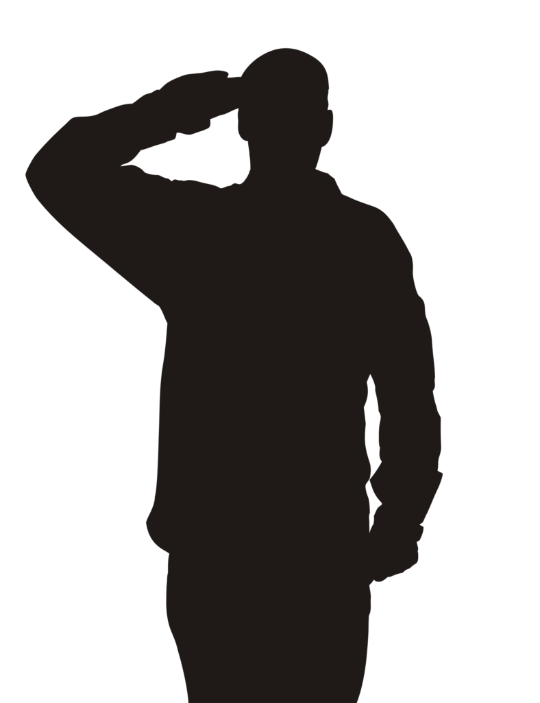 Salute Soldier Military Respect Clip art  Soldier png