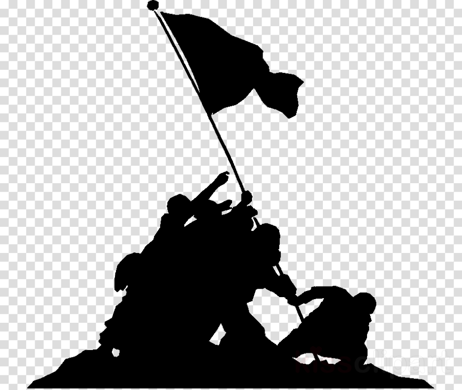 Download High Quality veterans day clipart silhouette