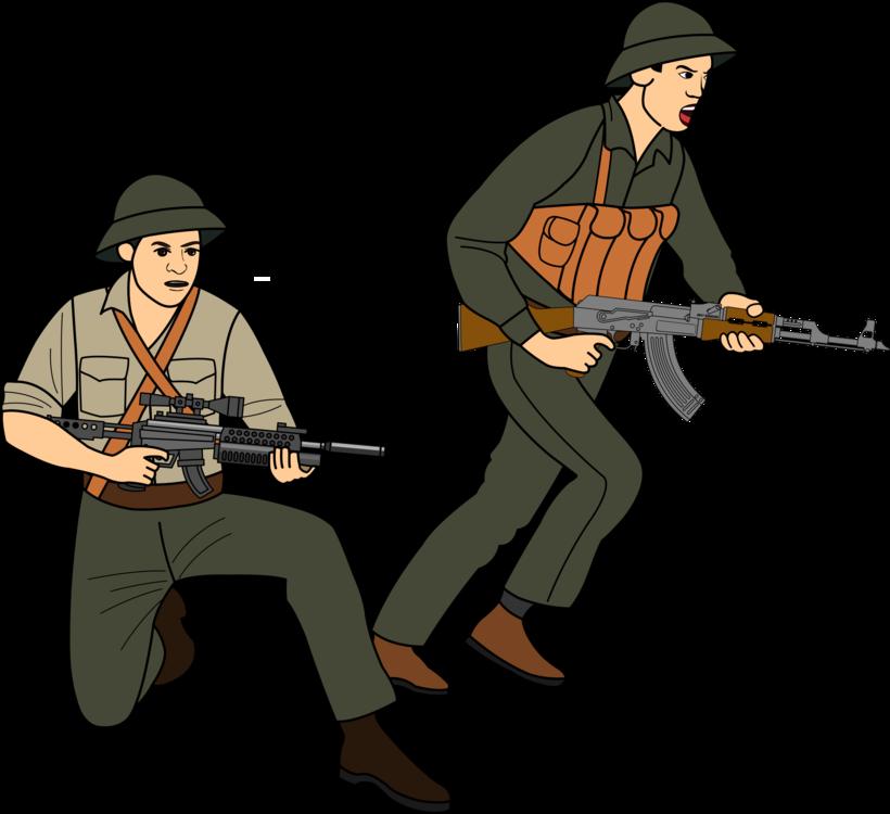 Download Hd Vietnam War South Vietnam Soldier Battle