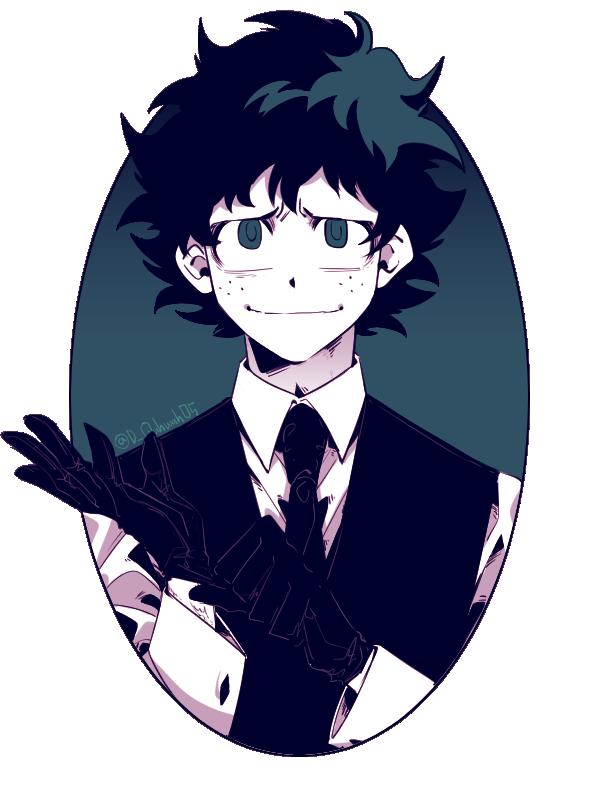 Boku no Hero Academia  Midoriya Izuku VillainVillano