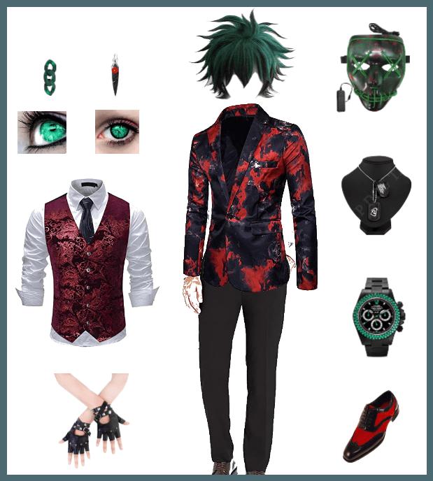 Villain Deku Outfit  ShopLook