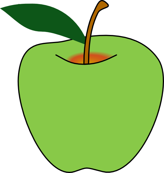 Golden Apple Clipart  Free download on ClipArtMag