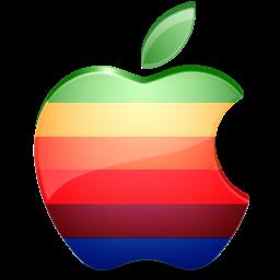 System Apple Icon  Phuzion Iconset  KyoTux
