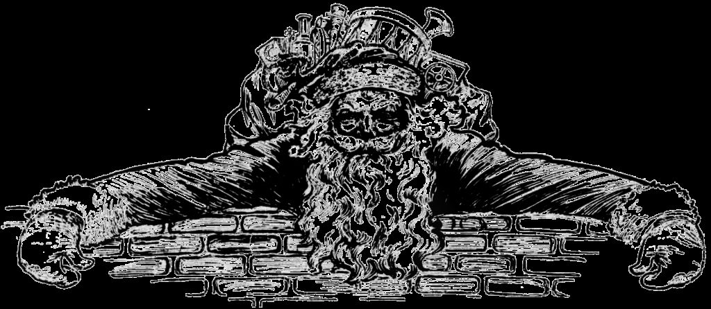 black and white vintage christmas clip art  Clipground