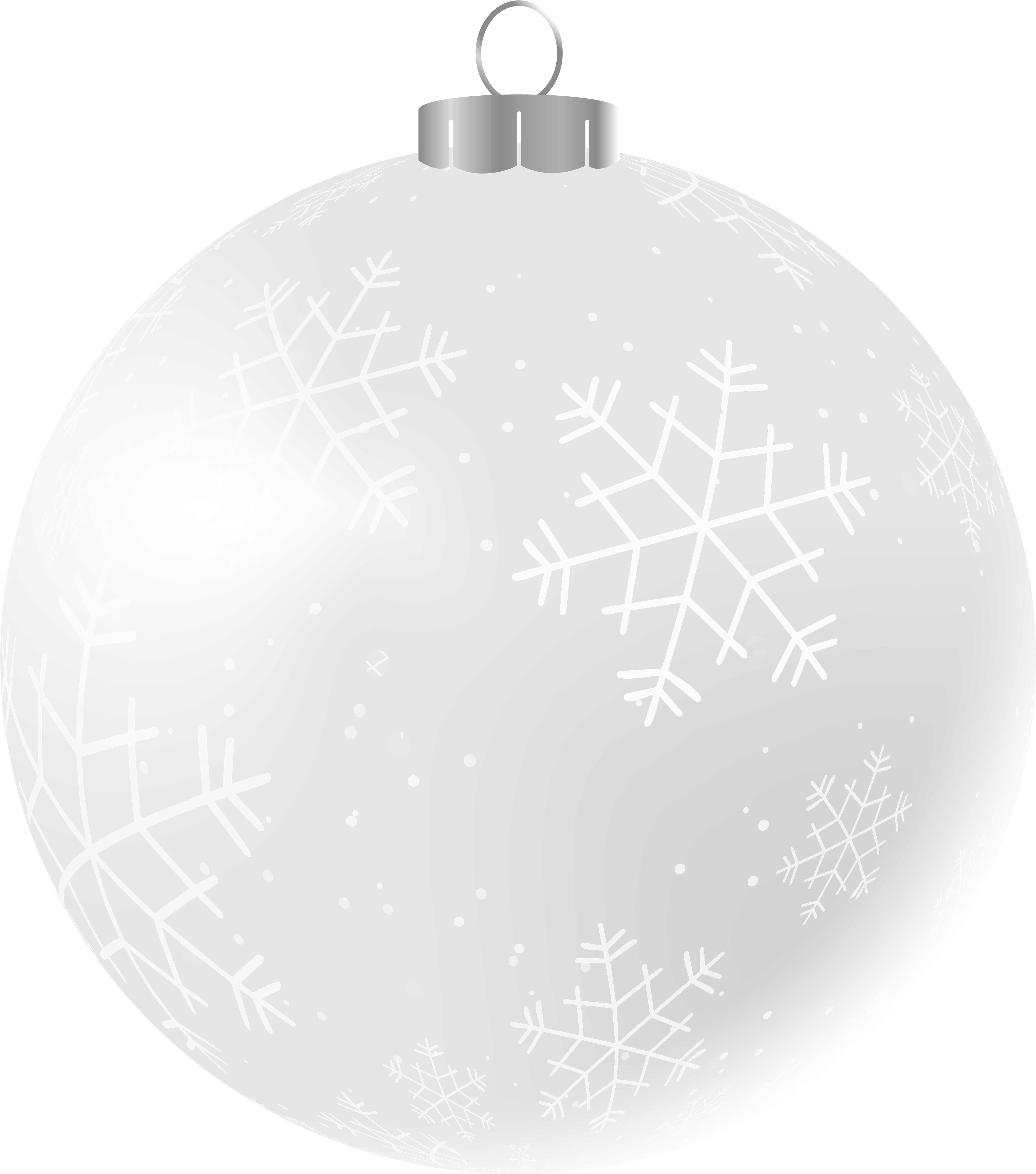 Christmas ornament clipart white pictures on Cliparts Pub ... - White Christmas Ornament Clip Art