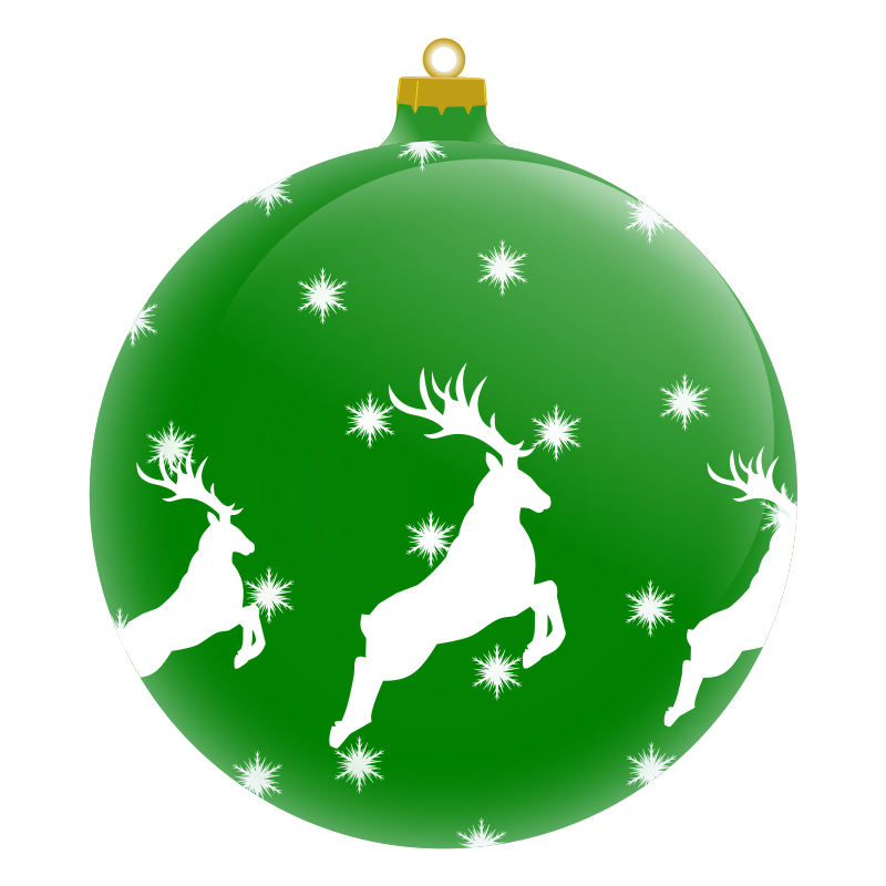 Christmas ornament black and white christmas outline ... - White Christmas Ornament Clip Art