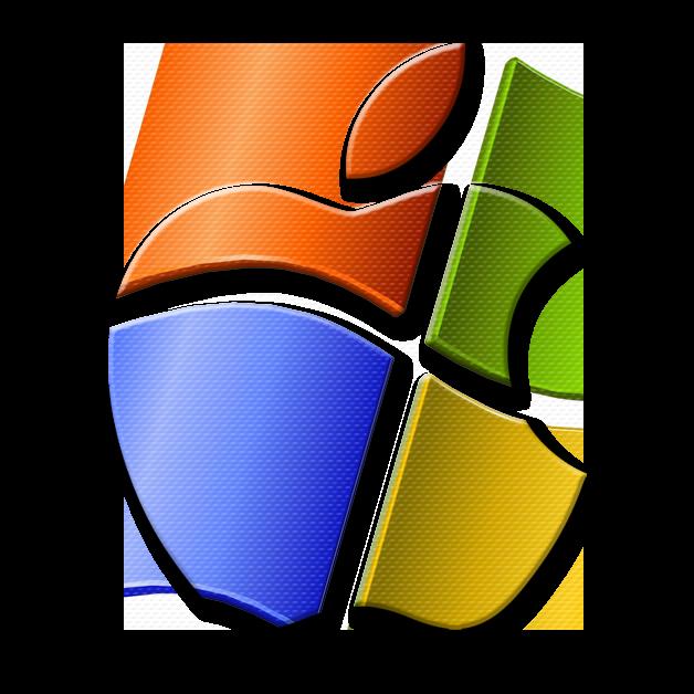 Apple Windows Logo by papillongrafix on DeviantArt - Windows Apple Logo