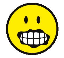 Worried Smiley smiley smileyworld smileytheoriginal originalsmiley getsmiley emoticons