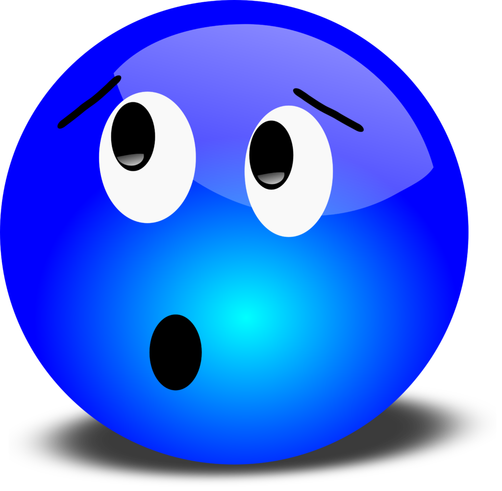 Worried Face Clip Art  Free 3D Worried Smiley Face Clipart Illustration by 000189  Recipes to