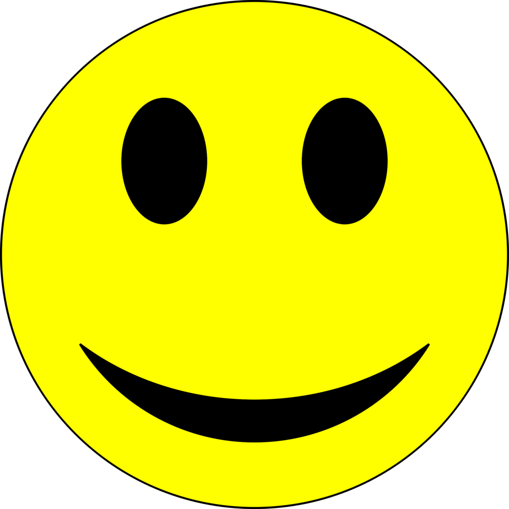 Yellow Smiley Face Clip Art  ClipArt Best