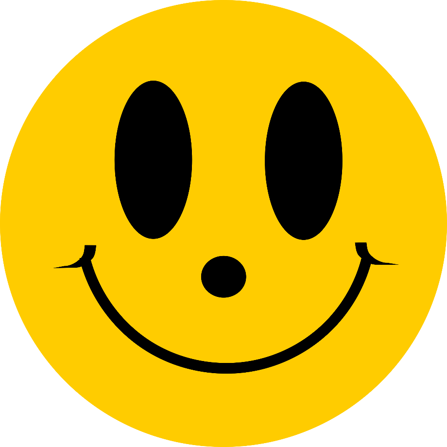 Download High Quality smiley face clipart yellow