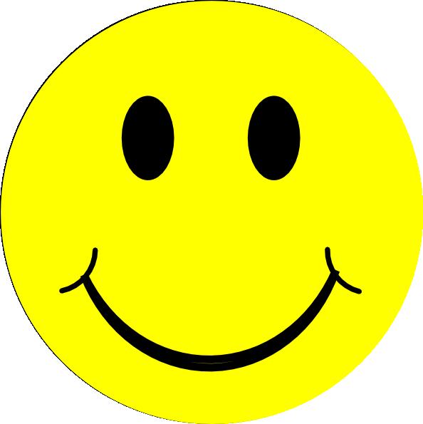 yellow fac  Yellow happy face clip art  Clip art Smiley