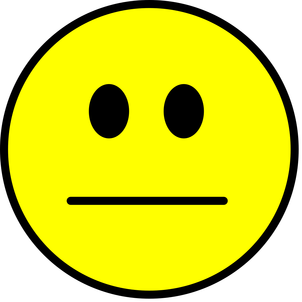 FilePlain smiley yellow simplesvg  Wikimedia Commons
