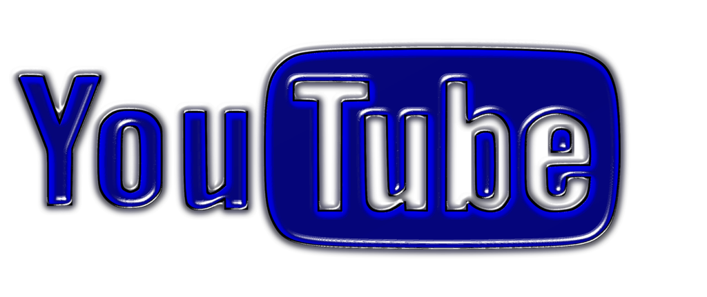 Blue Youtube Icon at Vectorifiedcom  Collection of Blue