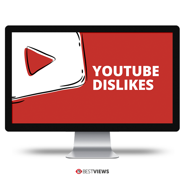 Youtube Disikes kaufen  BestViewsde