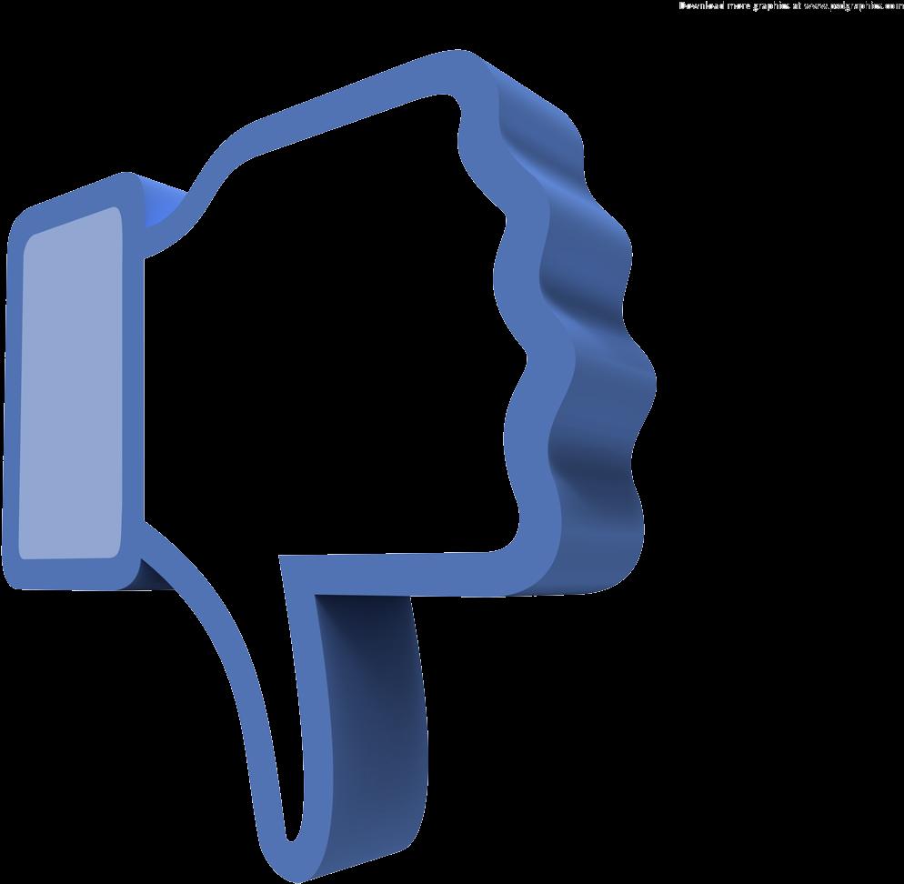 Dislike Png  Facebook Dislike Logo Clipart  Full Size