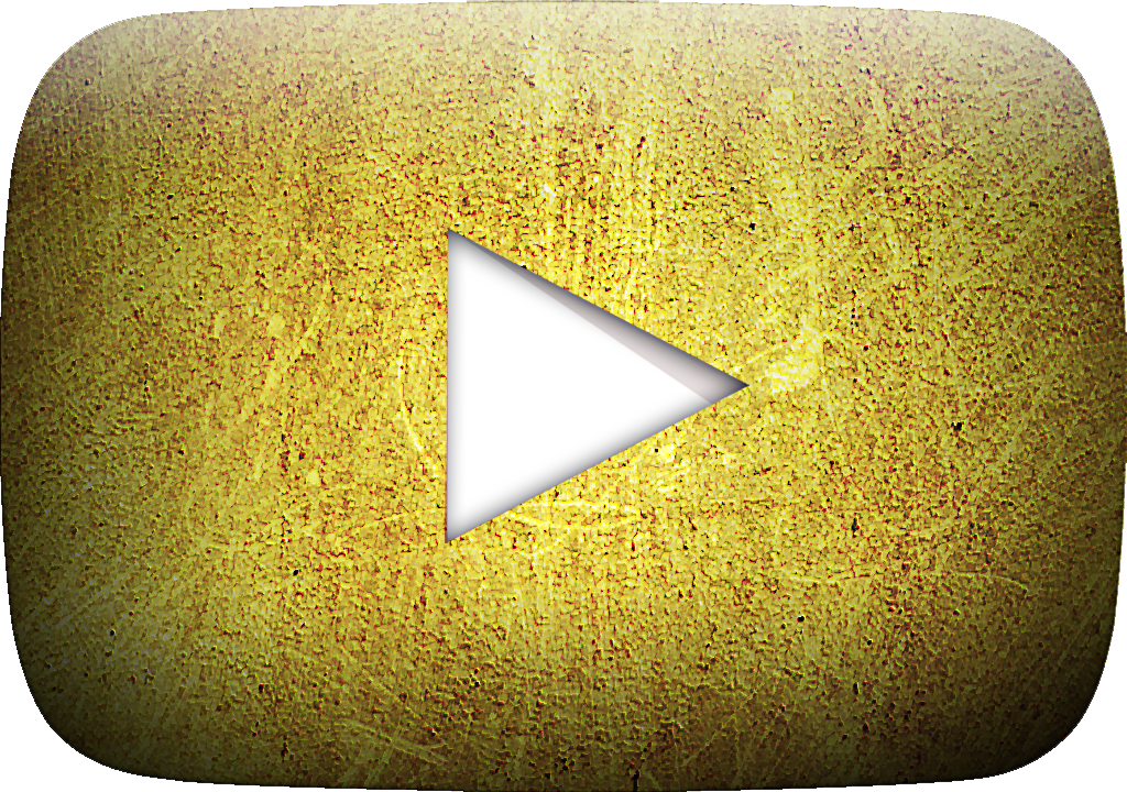 Youtube gold icon by Natleix on DeviantArt