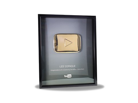 Gold Play Button PNG Picture  PNG Mart