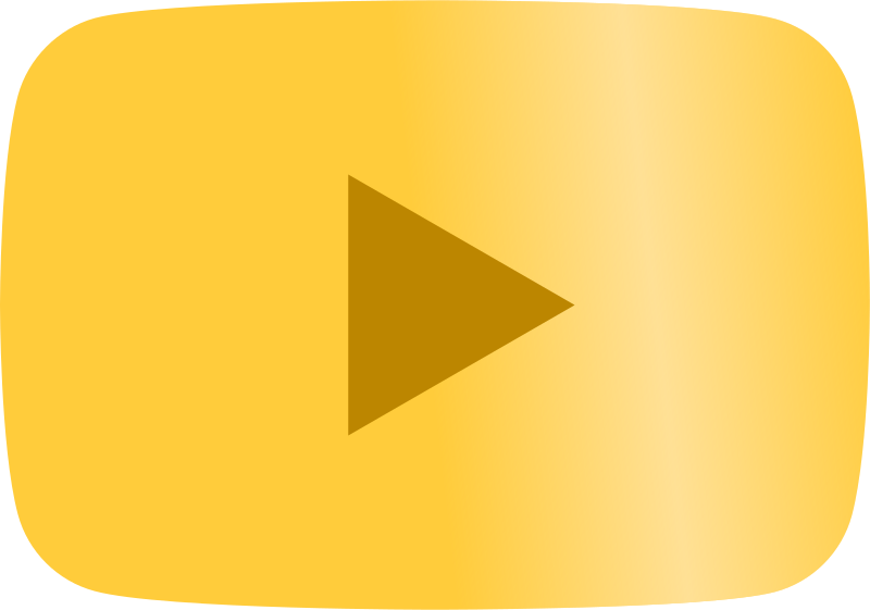 FileYouTube Gold Play Button 2svg  Wikimedia Commons