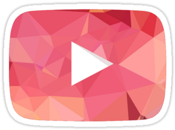 Download HD Youtube Button Png Youtube Play Button  Cute