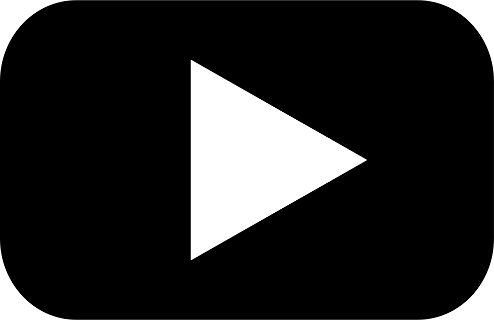 Youtube Play Button Svg Png Icon Free Download 60026