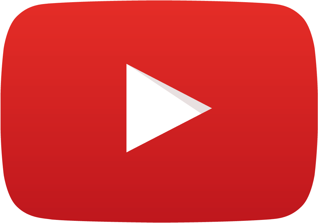 Red YouTube play icon 42002  Free Icons and PNG Backgrounds