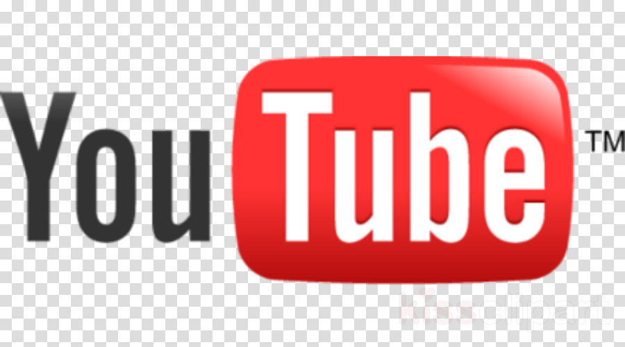 Youtube clipart logo Youtube logo Transparent FREE for