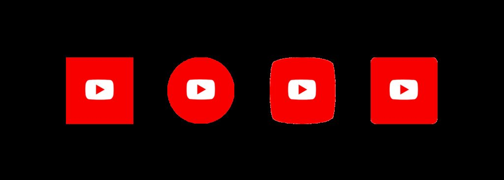 Youtube Button Icon 96356  Free Icons Library