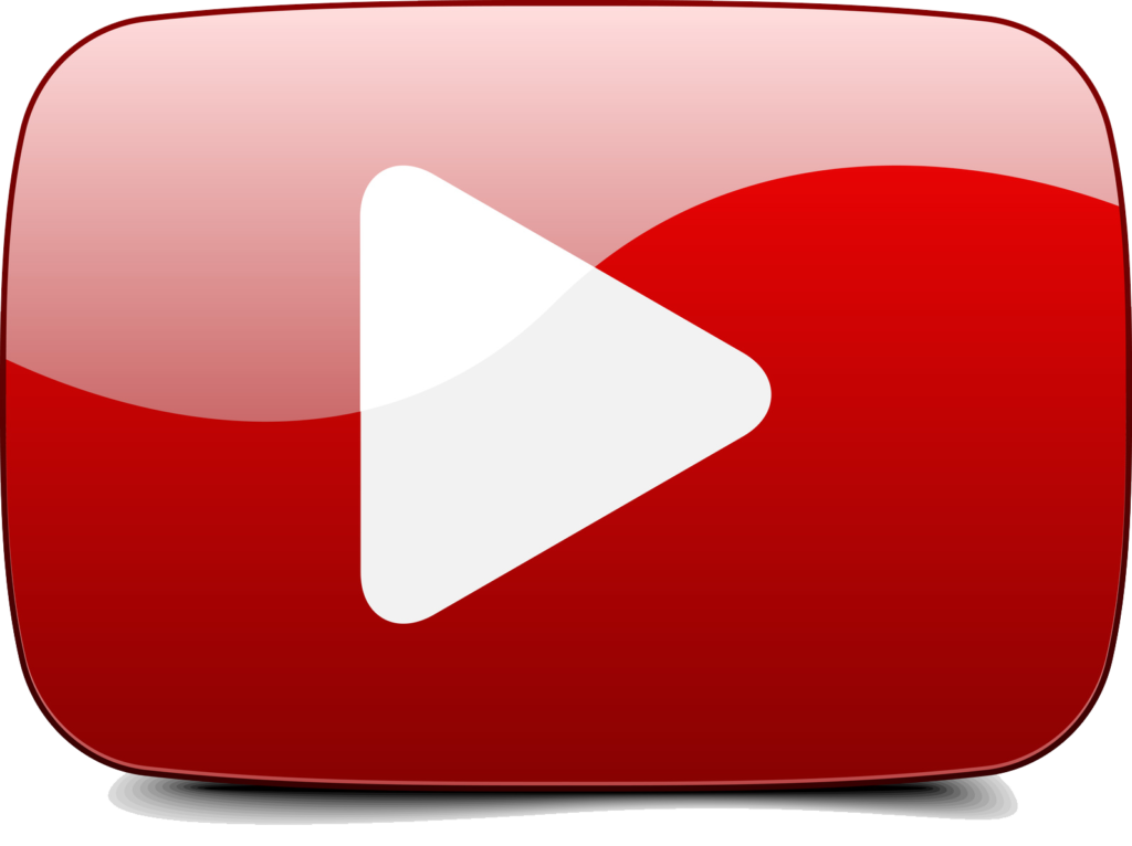 YouTube Play Button PNG Photos  PNG Mart