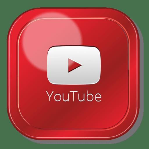 Logotipo cuadrado de la aplicación de Youtube  Descargar