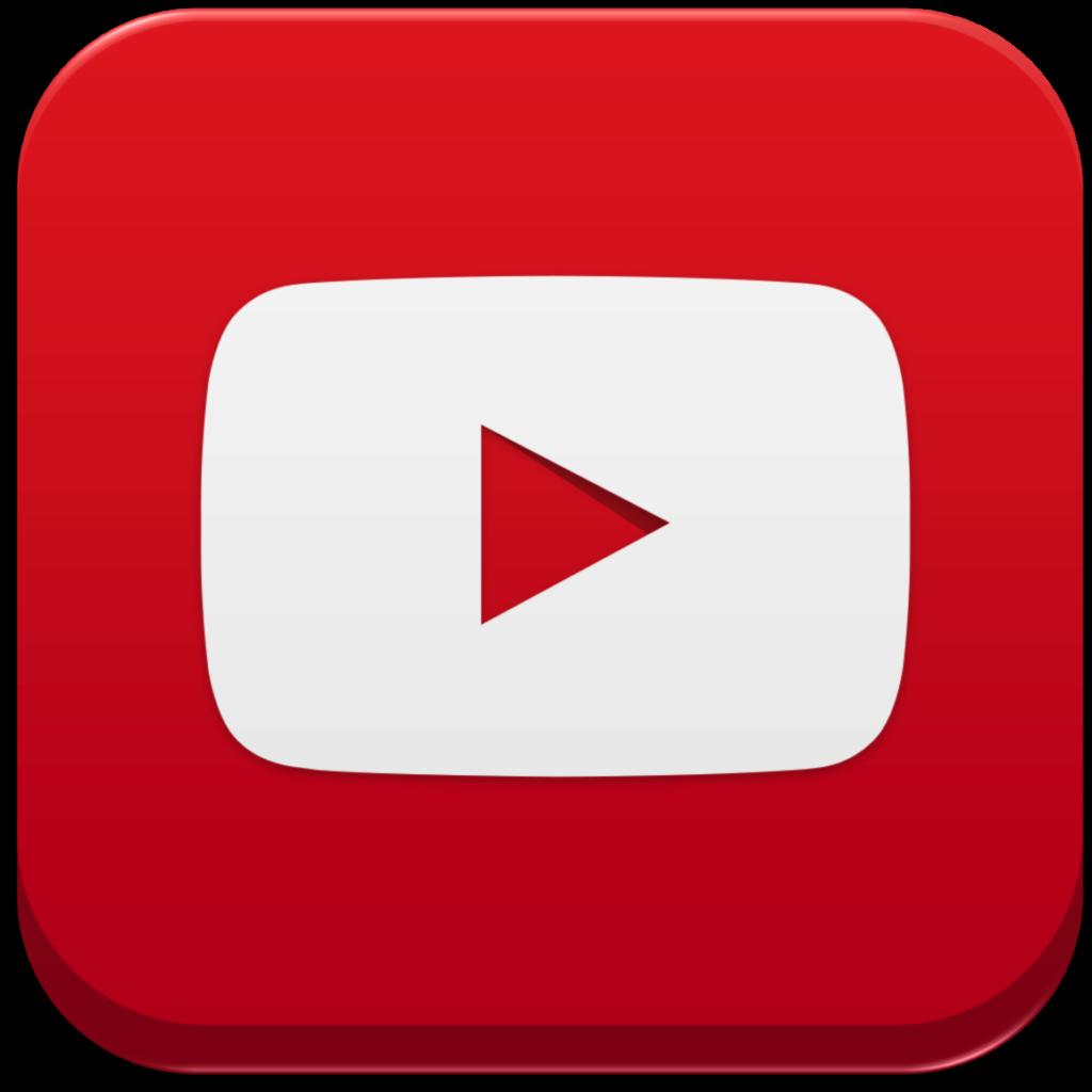 Youtube Logo PNG Youtube Logo Transparent Background